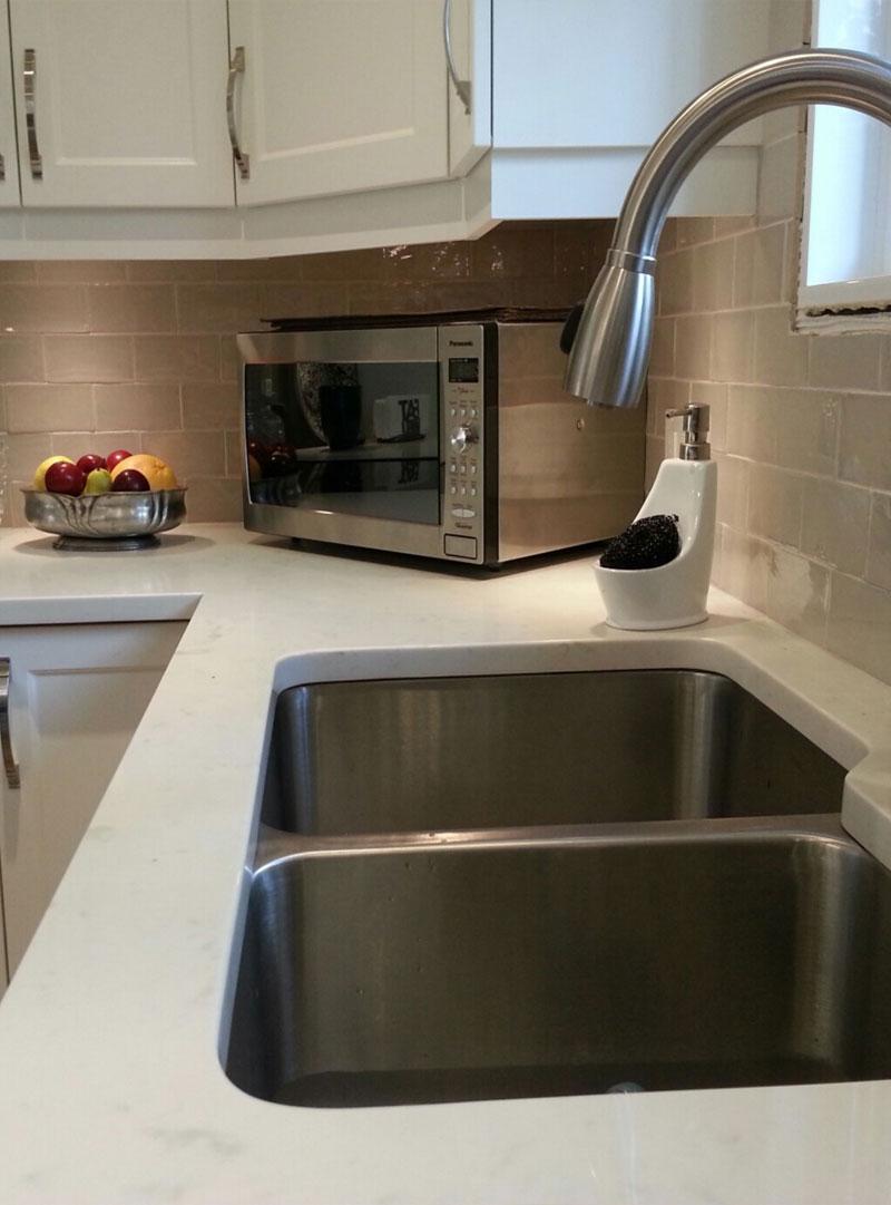 conception de lavabo pour la cuisine